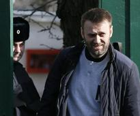 Kremlin critic Navalny, out of jail, vows to fight on