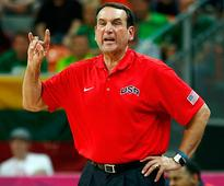 Coach K will return as USA Basketball coach