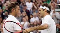 Wimbledon 2016: Federer ends Willis dream