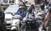 Helmets Compulsory in Cuttack in Order to Get Fuel