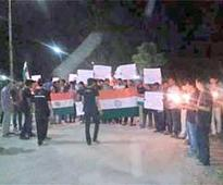Silchar students back NIT Srinagar stir