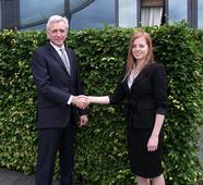 TAG Farnborough Airport announces winner of Flying Scholarship during Farnborough International Airshow 2016