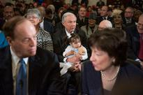Photos of the Week: Confirmation Hearing Frenzy on Capitol Hill