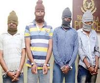 SIMI terrorist arrested in MP