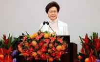 Hong Kong: Lam Cheng Yuet-ngor sworn-in as new Chief Executive