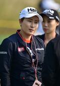 South Korean women on tee to drive for golf gold