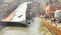 Navy believes INS Betwa can return to water; probe ordered