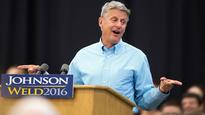 In appeal to millennials, pro-Clinton group hits Gary Johnson on climate