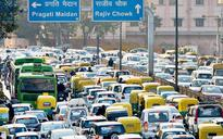 Skywalk to end pedestrian woes at Delhi's ITO intersection