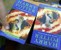Author-annotated Harry Potter goes to auction