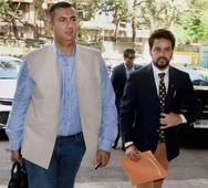 Anurag becomes youngest chairman of Indian cricket board