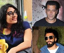 Niharika Khan EXCLUSIVELY talks about Salman Khan and Ranveer Singh