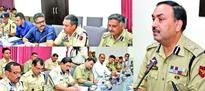 IGP discusses security arrangements for Amarnath Yatra