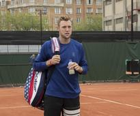 Jack Sock gets booed off the court at the French Open