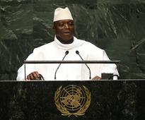 Gambia President Yahya Jammeh Hits Out At Senegal Over Border Dispute.