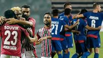 Dress rehearsal for Federation Cup final as Mohun Bagan meet Bengaluru FC in AFC Cup