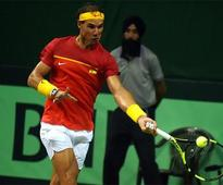 Doubles matches are always tough in Davis Cup: Rafa Nadal