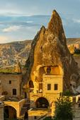 Beautiful photographs of fairy chimneys, hot air ballooning and underground tunnels in Cappadocia