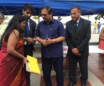 Justice Santosh Hegde launches Nyaydarshi app