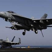 Two Navy Super Hornet Jets Crash Off North Carolina Coast