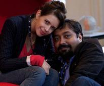 Anurag gives Kalki's film screening a miss