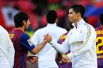 Ronaldo, Messi are not 'friends'