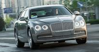 First drive: All power to Bentley's new Flying Spur