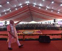 Modi launches flight, helicopter service between Ahmedabad and Daman & Diu