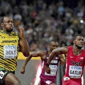 Bolt thrives despite crisis in athletics