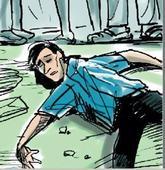 Man's body found in Churachandpur cemetery