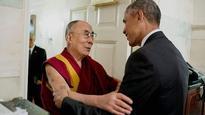 Tibetans living in exile thank Barack Obama for hosting Dalai Lama