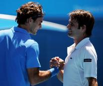 French tennis legend Fabrice Santoro expresse...
