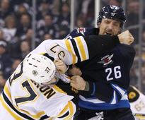 Video: Bergeron questionable versus Wild; could that be the result of his latest fight?