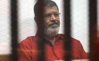Egyptian court confirms Mursi sentence