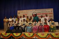 Udupi: Teachers awarded during district-level Teachers Day celebration