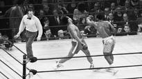 Muhammad Ali exhibit opens in venue of 'Thrilla in Manila' in Philippines