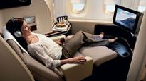 Using Qantas frequent flyer points to upgrade to first class