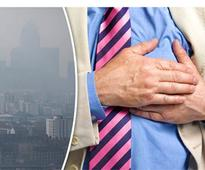 Bad air may lower 'good' cholesterol, raise heart disease risk