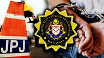 Luxury car syndicate: Two more JPJ officers nabbed
