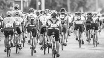 A cycle race to promote mental health