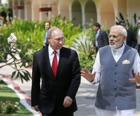 India, Russia Sign Defense, Energy Deals Worth Billions, Renew Ties