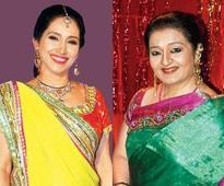 Ketki Dave makes way for 'Kyunki' sister-in-law Apara Mehta in a TV show