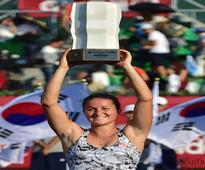 Arruabarrena wins Korea Open