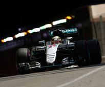 Lewis Hamilton Keeps Ricciardo At Bay To Win In Monaco
