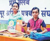 Twelve-year-old wins battle against heavy school bags
