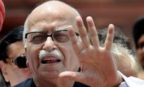 Advani becomes focus of party seniors