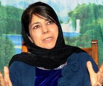 Mehbooba Mufti appeals to Kashmiri Pandits to visit Valley
