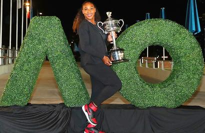 What Serena needs to do to aid her Grand Slam quest