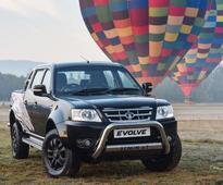 Updated special edition Tata Xenon Evolve