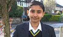 Indian-Origin girl in UK beats Einstein's IQ score
